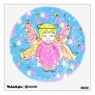 Little Angel Wall Decal