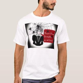 Little Anime Spider Woman T-Shirt