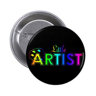 Little Artist Button