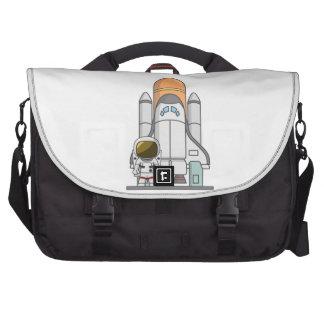 Little Astronaut Spaceship Commuter Bag