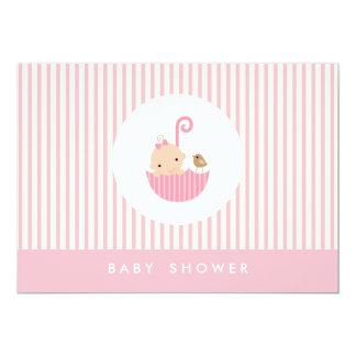 {little baby}  baby shower invitation