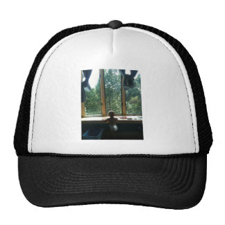 Little Baby, Big World Trucker Hat