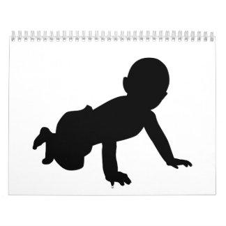 Little baby calendars