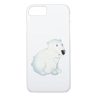 'Little Baby Love Seal' Polar Bear Phone case
