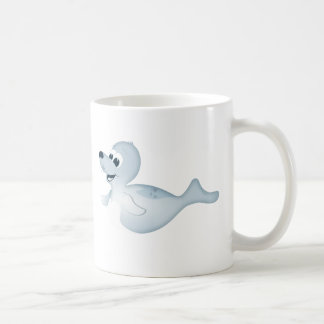 'Little Baby Love Seal' Seal Character Mug