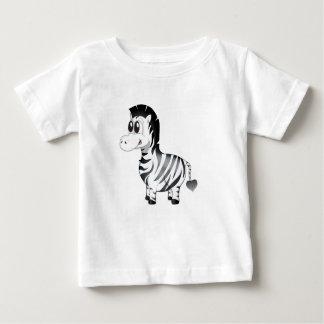 'Little Baby Love Seal' Zebra Character T-Shirt