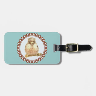Little Baby Robin Tags For Bags
