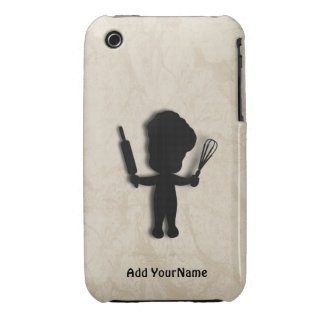 Little Baker / Chef iPhone 3g/3Gs Case Case-Mate iPhone 3 Cases