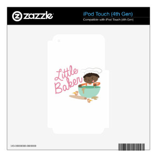 Little Baker Decal For iPod Touch 4G