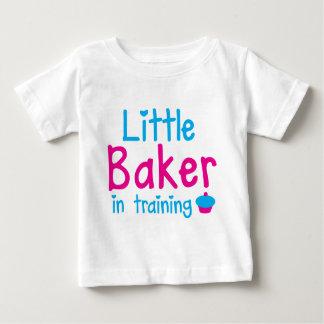 Little BAKER in training Baby T-Shirt