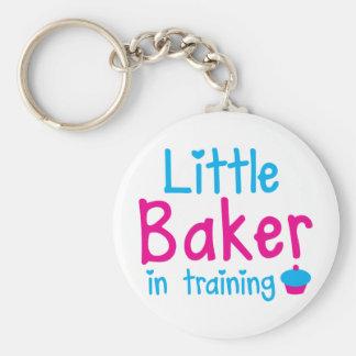 Little BAKER in training Keychain