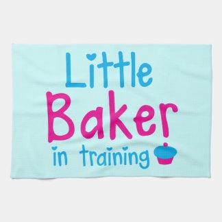Little BAKER in training Kitchen Towel