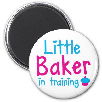 Little BAKER in training Magnet