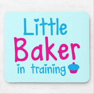 Little BAKER in training Mouse Pad
