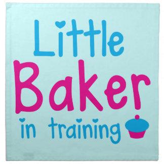 Little BAKER in training Napkin