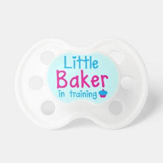 Little BAKER in training Pacifier