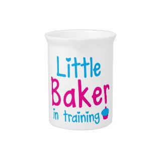 Little BAKER in training Pitcher