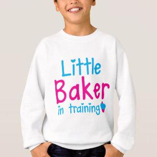 Little BAKER in training Sweatshirt