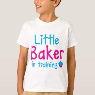 Little BAKER in training T-Shirt
