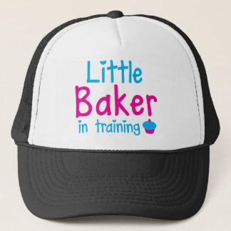 Little BAKER in training Trucker Hat