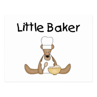 Little Baker T-shirts and Gifts Postcard
