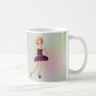 Little Ballerina 2 Coffee Mug