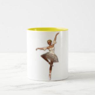 Little Ballerina Coffee Mugs