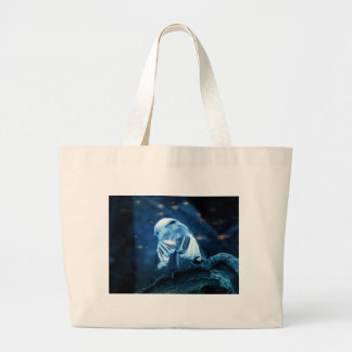 Little Ballerina Large Tote Bag
