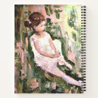 Little ballerina scripture prayer journal