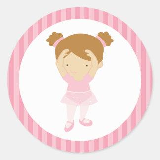 Little Ballerina Stickers