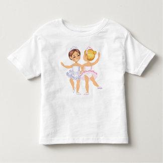 Little Ballerinas Dance Wear T-shirts