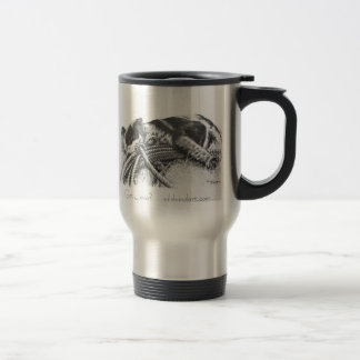 Little Bandit, Little Bandit, Got Java?     wil... Travel Mug