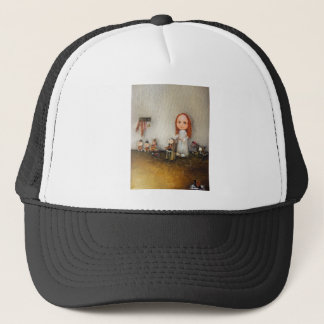 Little Barber Trucker Hat