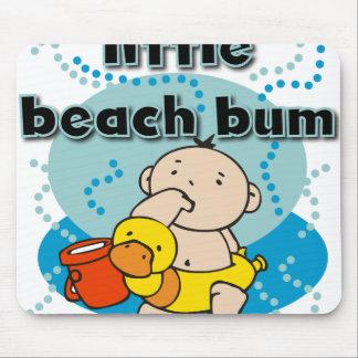 Little Beach Bum Mouse Mat