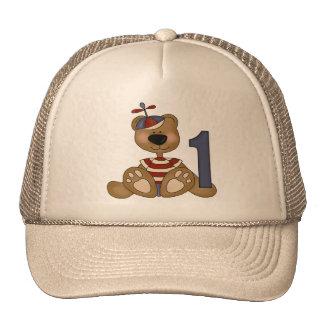 Little Bear 1st Birthday Hat