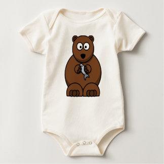 Little bear creeper for new babies