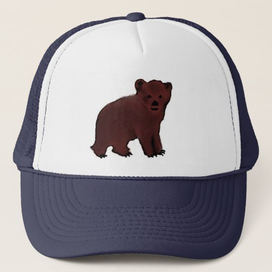 7ddd109501b Little Bear Cub Baseball Cap