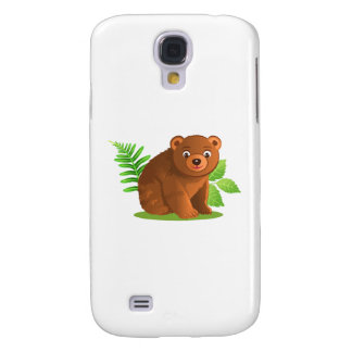 Little Bear Cub Galaxy S4 Case