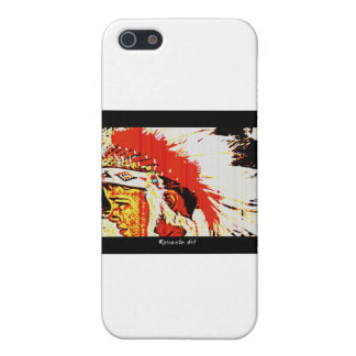 Little Bear Indian iPhone SE/5/5s Case