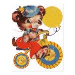 Little Bear on Trike Post Cards
