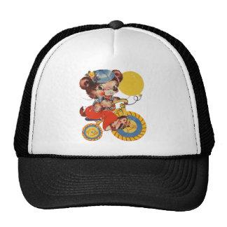 Little Bear on Trike Trucker Hat