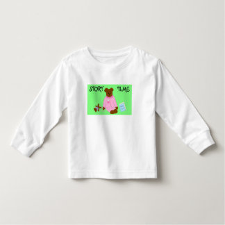Little Bear Story Time Toddler T-shirt