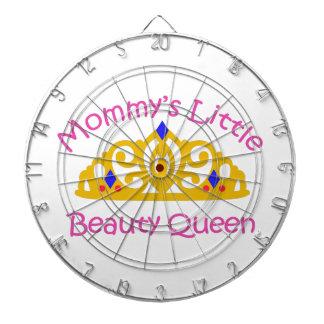 Little Beauty Queen Dart Board