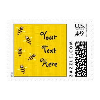 Little Bees Postage