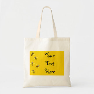 Little Bees Tote Bag