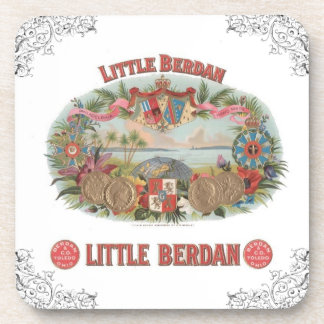 Little Berdan Beverage Coaster