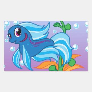 Little Betta Sticker