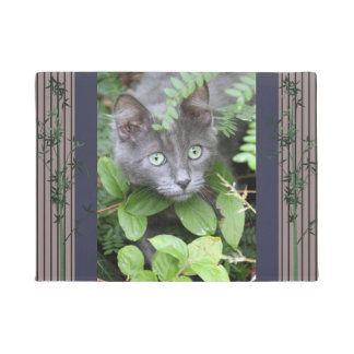 Cat Doormats Amp Welcome Mats Zazzle