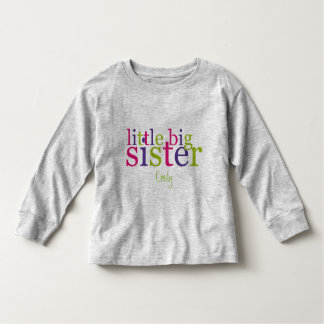 Little Big Sister T-Shirts
