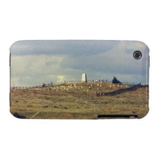 Little Bighorn Battlefield National Monument (phot Case-Mate iPhone 3 Case